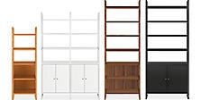 Addison Custom Bookcases