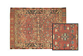 Kayseri Rug by the Inch