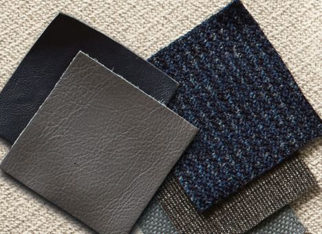 Free Fabric & Leather Swatches - Fabrics & Materials