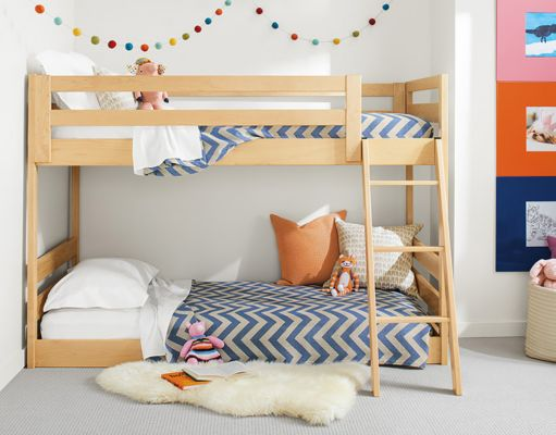 Maximize Space With Bunks And Lofts