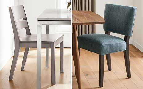 Choosing Dining & Kitchen Chairs - Ideas & Advice - Room & Board on dining room wall design ideas, kitchen and den ideas, kitchen dining room remodeling ideas, kitchen dining room decor, ikea dining room ideas, kitchen and family room additions, kitchen and bar ideas, dining room kitchen combo ideas, kitchen room design, kitchen dining area ideas, kitchen and eating area ideas, cozy dining room ideas, casual dining room ideas, small dining room ideas, kitchen and toilet ideas, kitchen and bathroom design ideas, modern dining room design ideas, kitchen and family ideas, kitchen and living room color schemes, living room ideas,