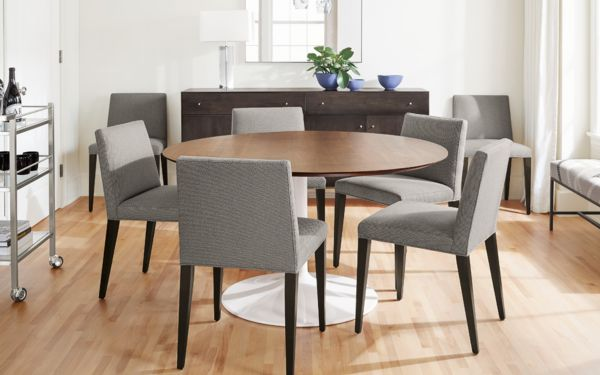 Distance Between The Table And Walls Or Furniture