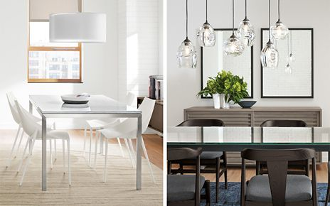 Pendant Lights When Lighting Your Dining Room