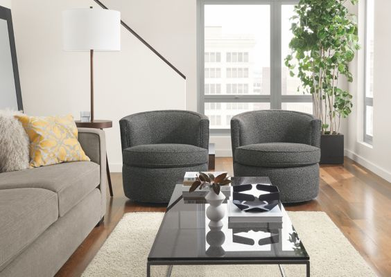 Small Space Accent Chair Ideas. Shop This Room