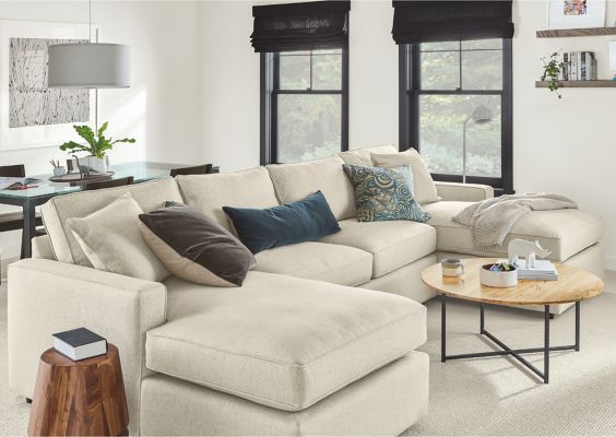 seating ideas for a small living room ideas advice room board rh roomandboard com small living room seating ideas living room accent chair ideas