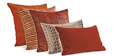 Orange Pillows