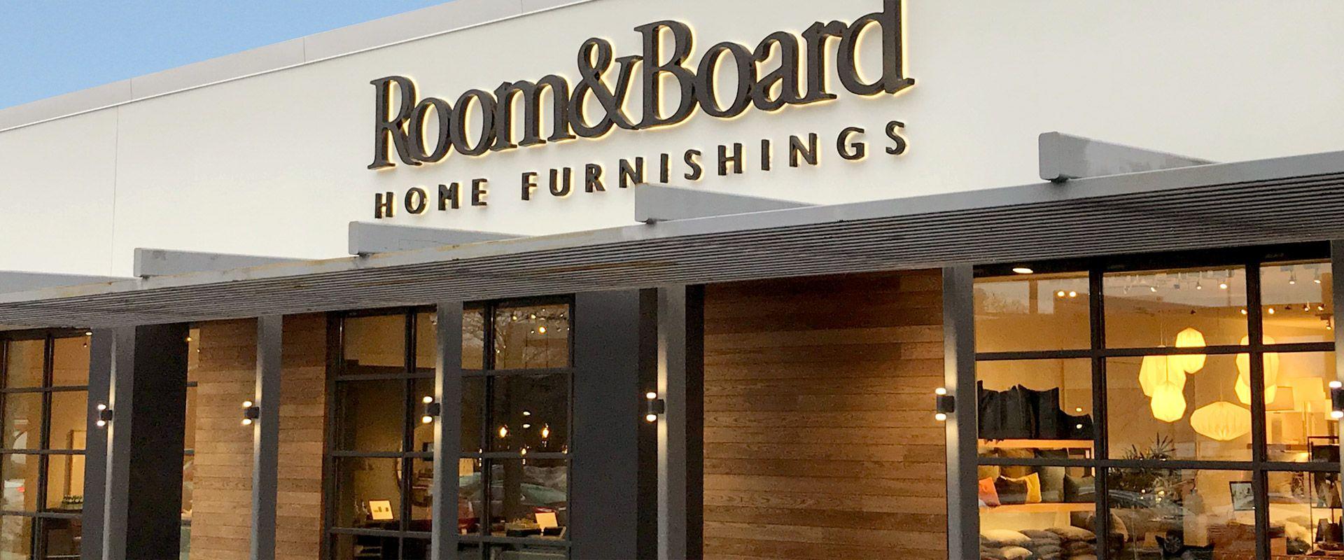 Modern Furniture Store In Skokie Chicago Room Amp Board