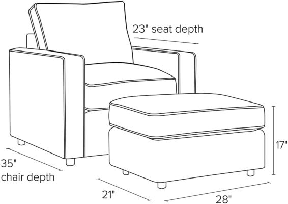 Amazing York Ottomans Forskolin Free Trial Chair Design Images Forskolin Free Trialorg