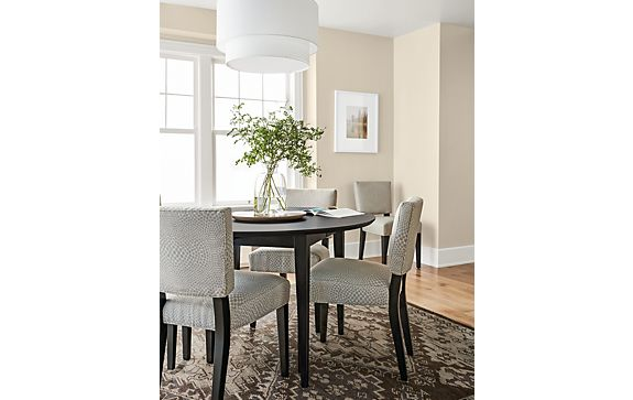 Adams Extension Table with Georgia Chairs