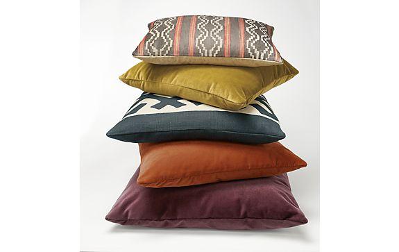 Mandarin Pillow Ensemble