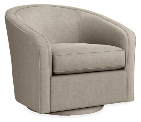 Swivel Chairs - Modern Living Room Furniture - Room & Board