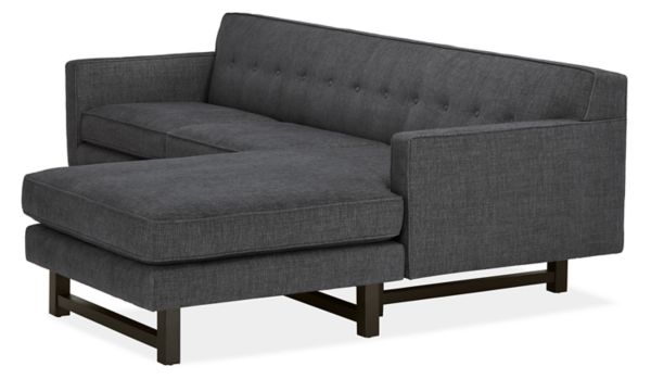 chaise feather eddy lounge gray c sofa weave sectional west reversible products deco elm with