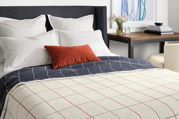 marlo upholstered bed modern beds u0026 platform beds modern bedroom furniture room u0026 board