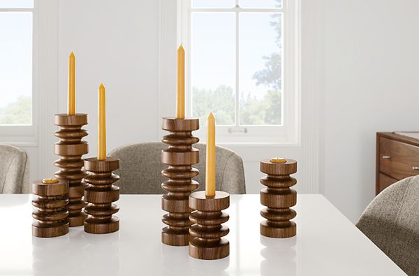 Astor Modern Candle Holder Walsh