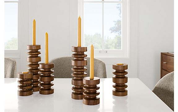 Astor Candle Holder Collection