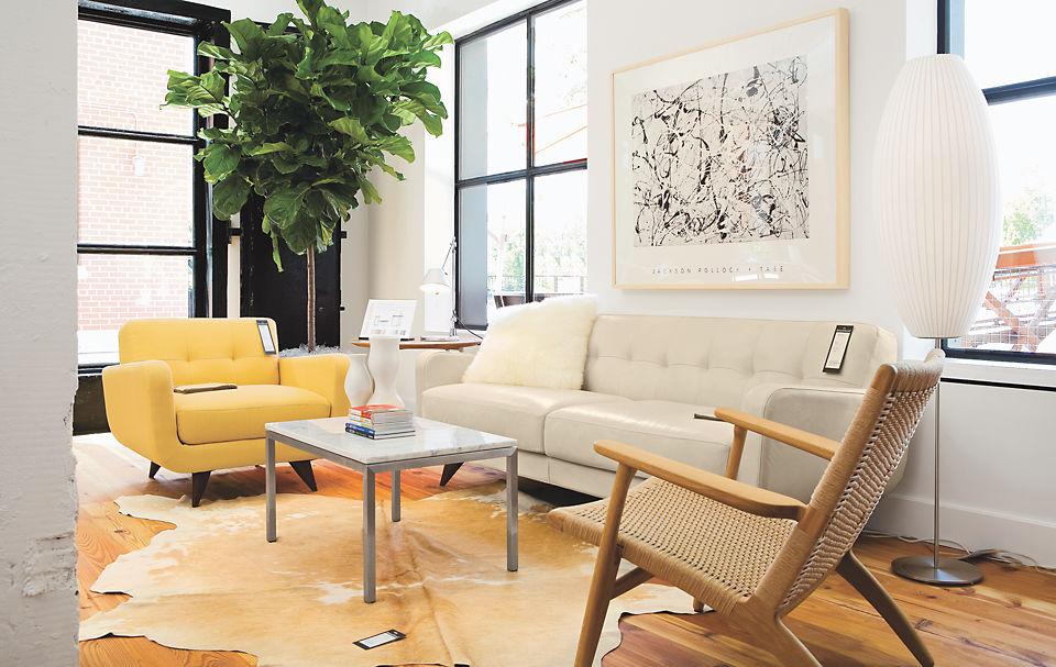 Modern Furniture Store in Atlanta - Room & Board