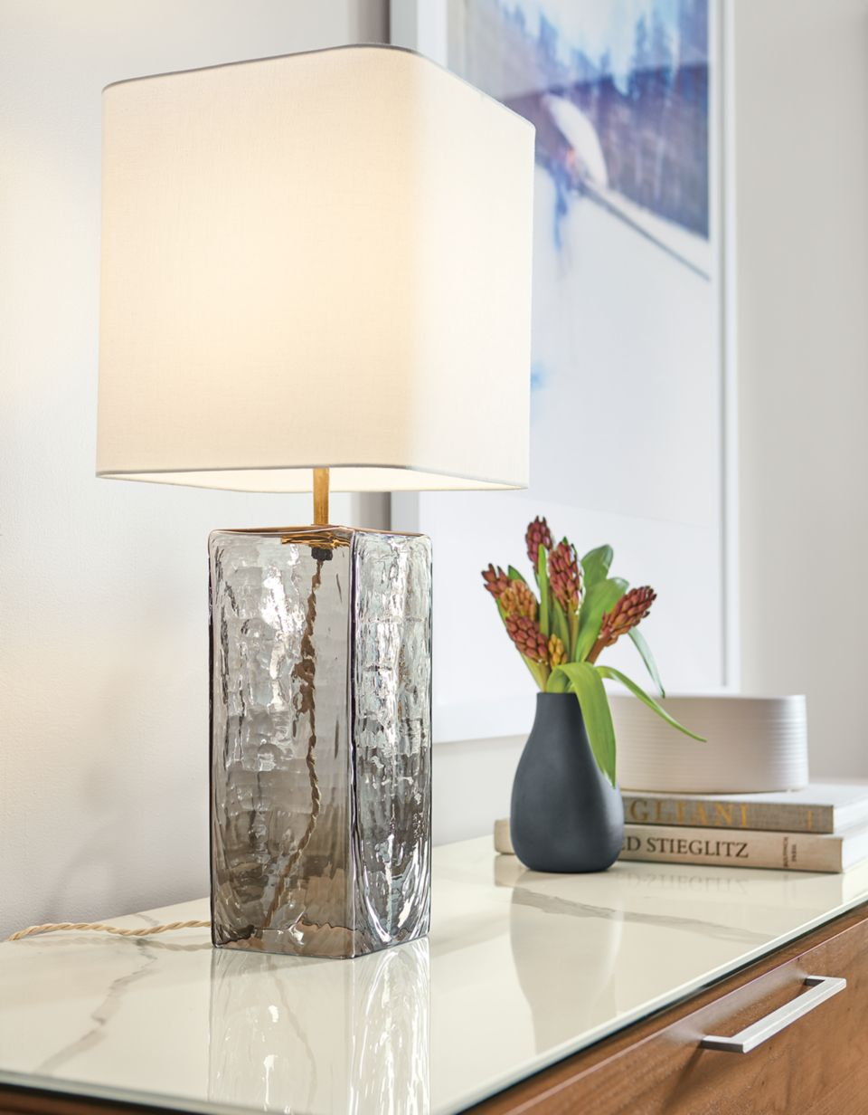 Detail of Atwood table lamp