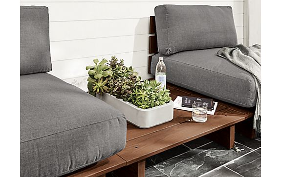 Boardwalk Sofa with Table