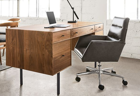 Modern Office Furniture   Room & Board Business Interiors