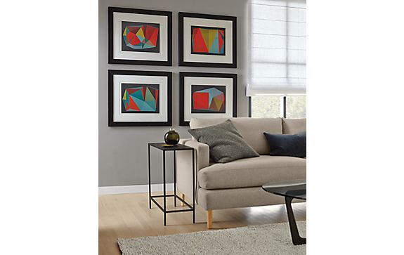 Henri Boissiere Triangulation Wall Art