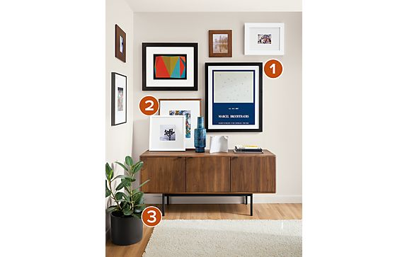 Wall Art & Picture Frame Wall Decor