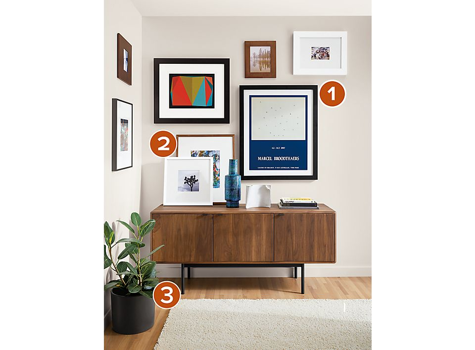 Wall Art & Picture Frame Wall Decor - Home Decor - Room & Board
