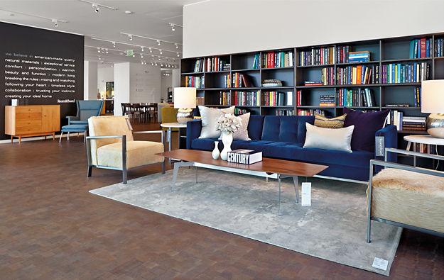 Modern Furniture Store in Boston - Room & Board