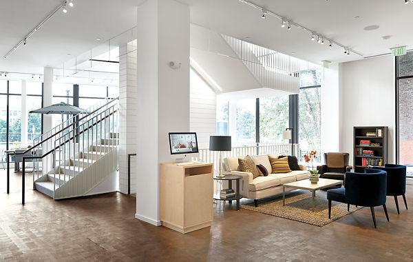 Living room bar boston