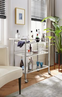 Brixton Bar Cart Room