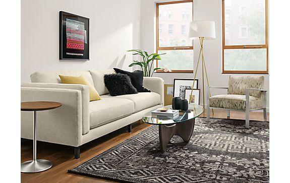 Cade Sofa and Lex Chair