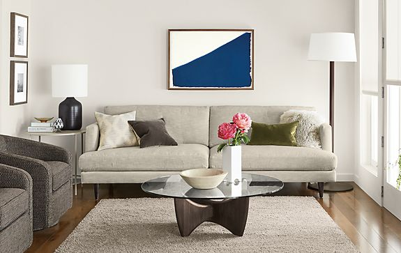Serena Table Lamp & Connelly Floor Lamp