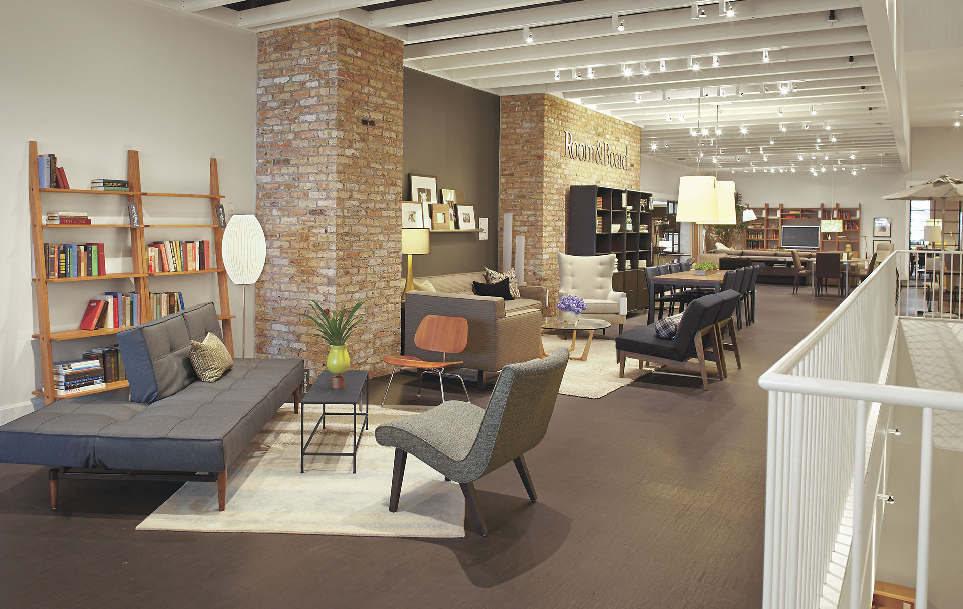 Modern Furniture Store In Chicago Room Board