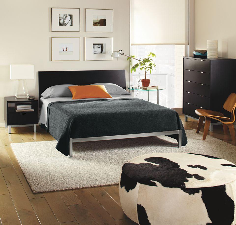 Detail of Copenhagen bedroom set
