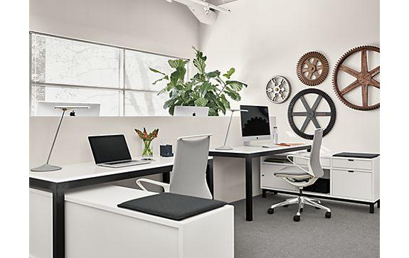 Parsons Desk Workstations