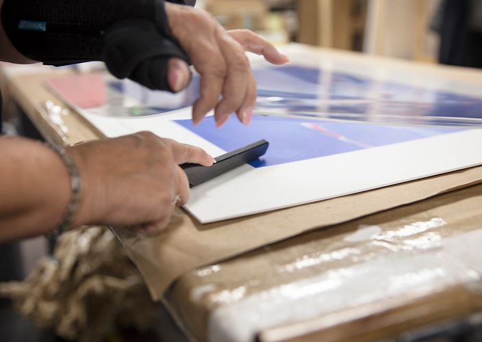 Fine Art Printing Calls For Exceptional Attention To Detail And Understanding Of Colors