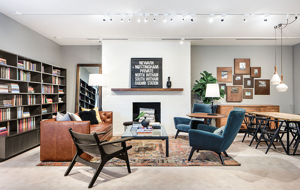 Modern Furniture Store in Denver - Room & Board