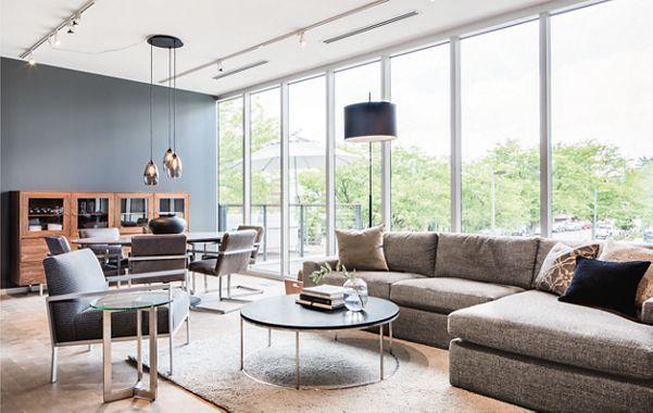 Modern Furniture Store In Denver Room Board