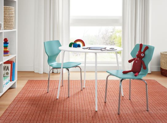 Playroom With Digby Table U0026 Perch Chairs