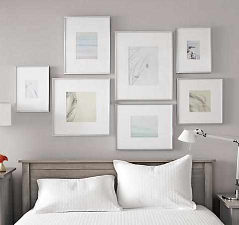 Arrange a Modern Frame Wall - Ideas & Advice - Room & Board