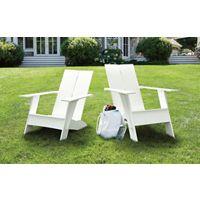 Charmant Emmet U0026 Emmet Tall Lounge Chair   Modern Outdoor Furniture   Room U0026 Board