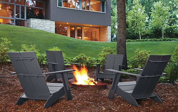 Emmet Outdoor Lounge Chairs