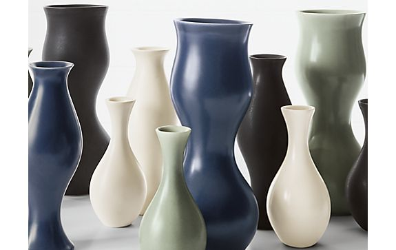 Eva Zeisel Upright Vases