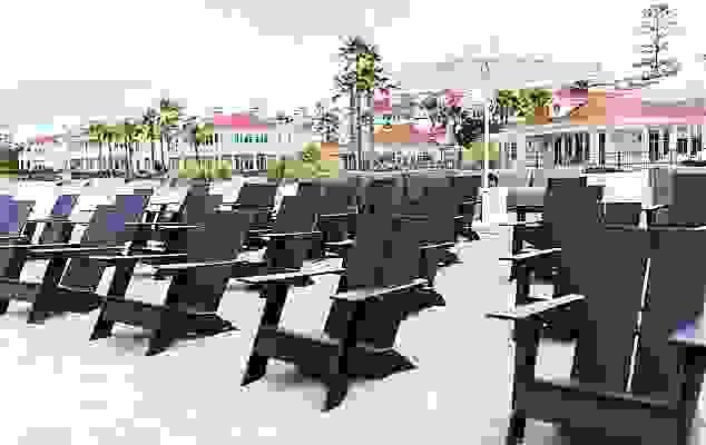 Detail of Hotel Del Coronado emmett