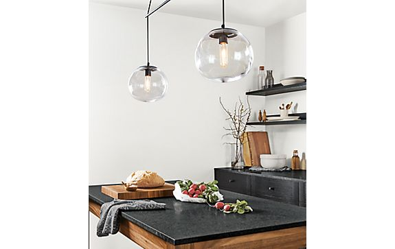 Linden Counter Table Kitchen Island