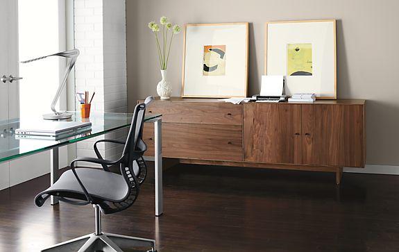 Hudson Custom Office Cabinet