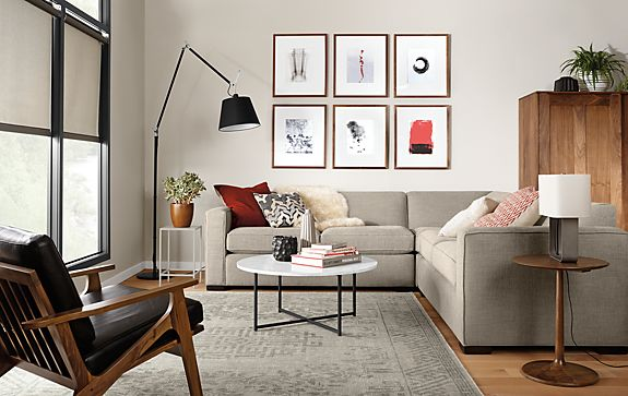 Madison End, Classic Cocktail, and Slim End Tables