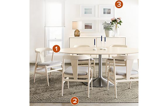 Julian Table with Chairs