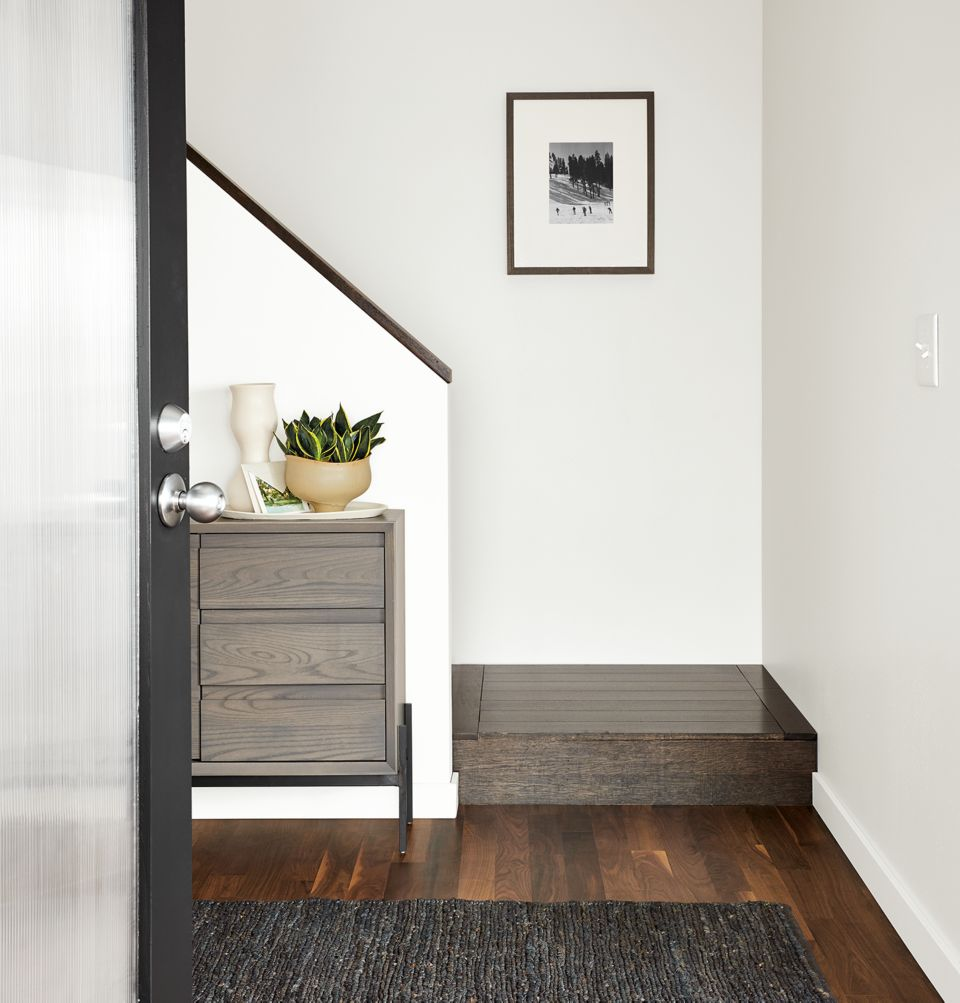 Detail of Kinley cabinet and Mallow rug