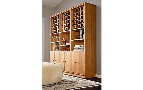 Linear Custom Modular Cabinets