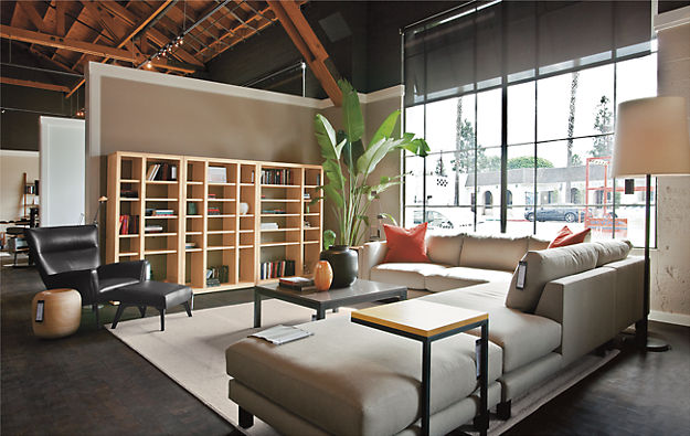 Modern Furniture Store In Los Angeles Room Board